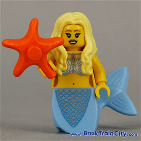 Lego Minifigures 71000 Series 9 Mermaid Mermaid 71000 Lego Minifigures Series 9 Review