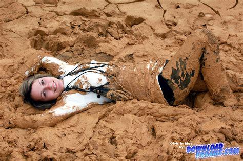 In Mud muddy dressed up for mud