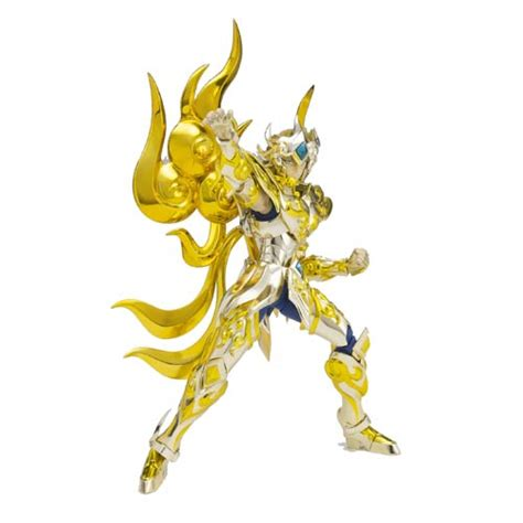 Leo Aiolia God Cloth Scm Seiya Cloth Myth Ex Sog seiya leo aiolia god cloth myth ex figure