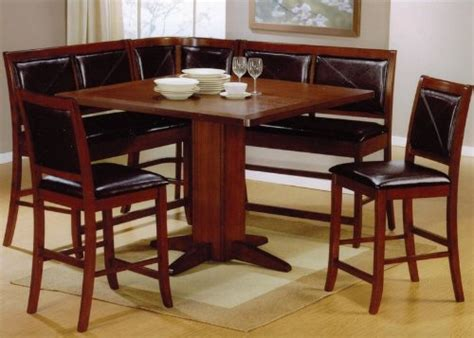 Dining Room Booth Sets 10 Dining Booth Sets For Your Home