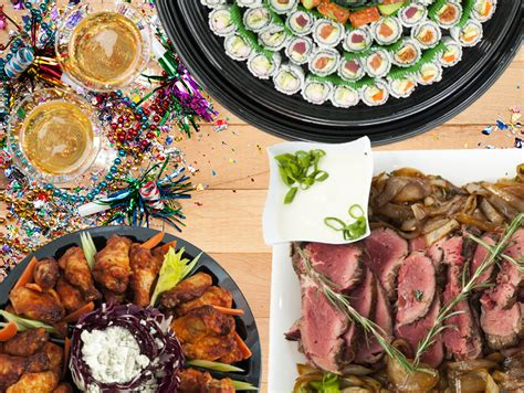 new year catering decicco sons new years catering menu decicco sons
