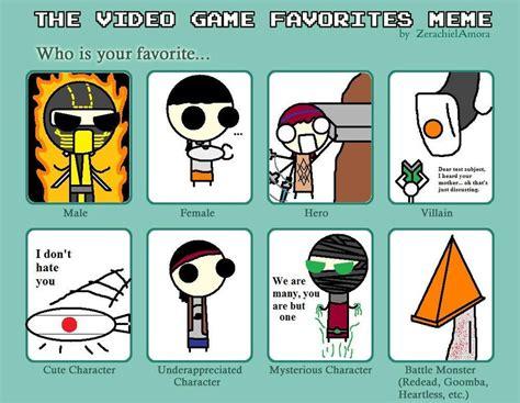 d 237 game licenciada marzo 2012 video game meme by kingofthejackrabbits on