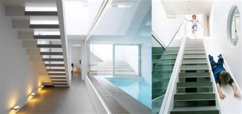 slide in house these insane houses have indoor slides