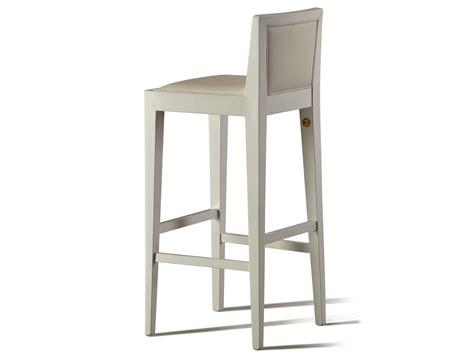 sedie alte sedia alta imbottita manhattan by morelato design centro