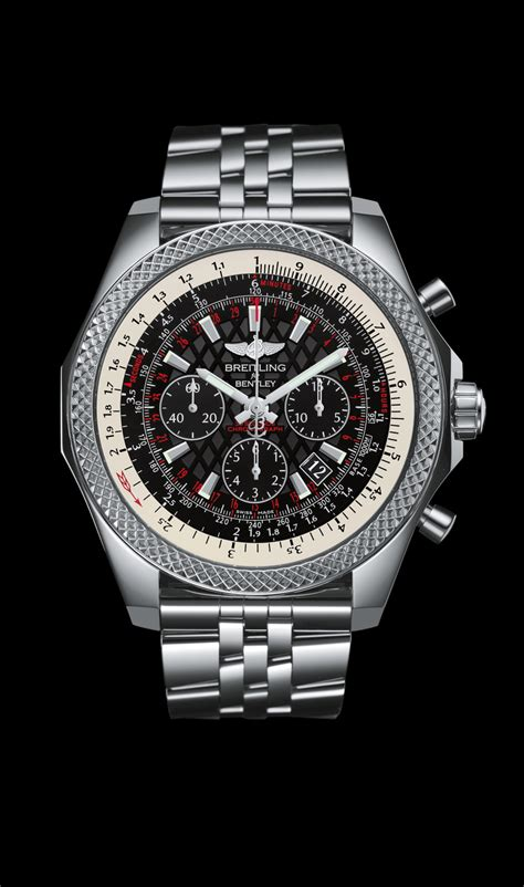 breitling bentley back breitling for bentley b06 midnight carbon your watch hub