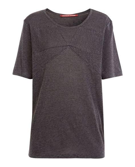 Le Comptoir Des Cotonniers Uk by Grey T Shirt Comptoir Des Cotonniers Style Staples