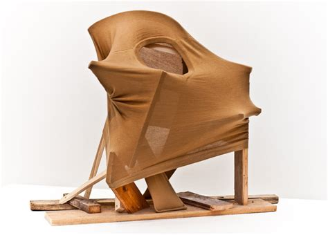 wurms woodworking erwin wurm business of at basel miami 2011