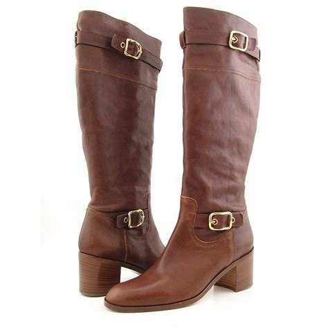 moccasin brown boots