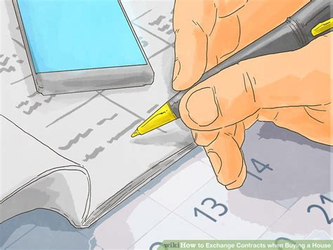 what happens after exchange of contracts when buying a house 3 ways to exchange contracts when buying a house wikihow