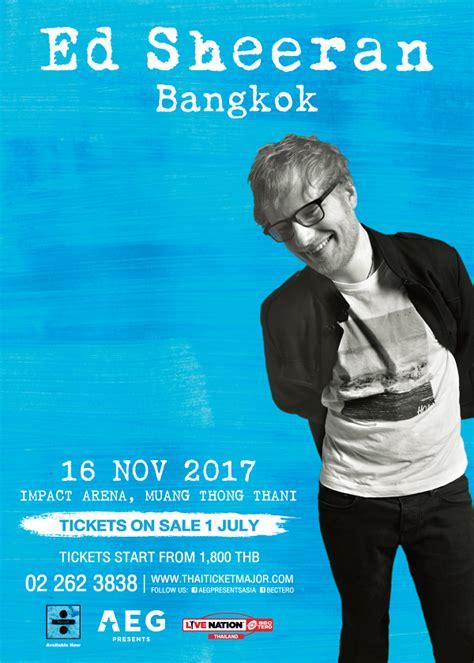 ed sheeran ticket jakarta ed sheeran announces tour dates across asia bec tero