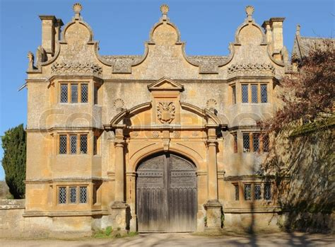 Best Country House Plans Gatehouse To Stanway House A Jacobean Manor House In The