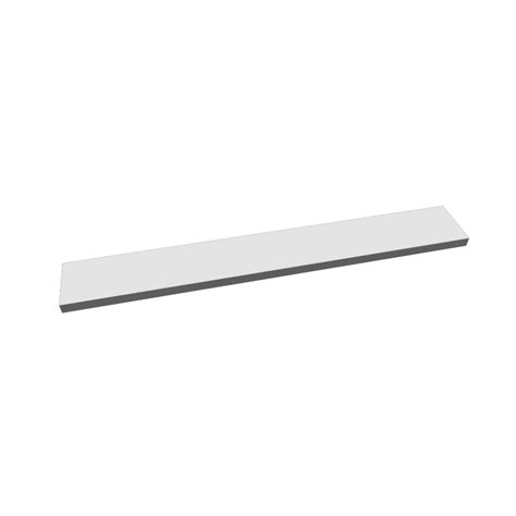 lack wall shelf white design and decorate your room in 3d