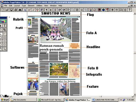 cara layout buku menggunakan adobe pagemaker buat koran sendiri yuk tutorial dengan adobe pagemaker