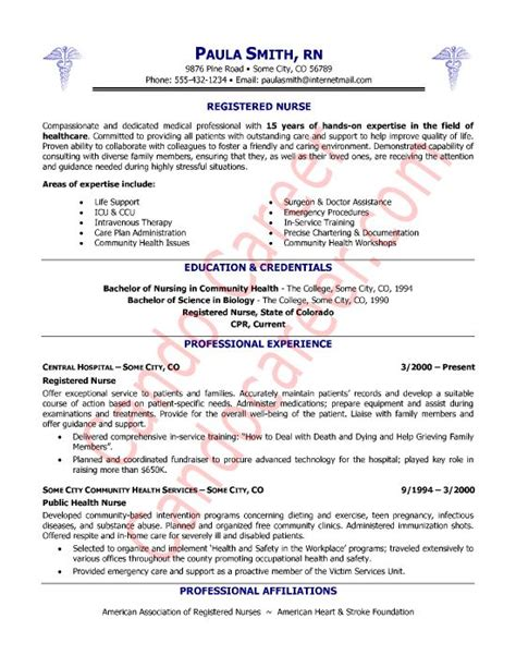 Curriculum Vitae Sle For Nursing Students New Registered Resume Sle Sle Cover Letter Resumes