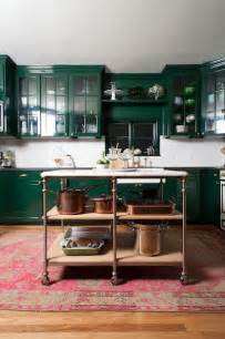 Green Kitchen Design 51 Green Kitchen Designs Decoholic