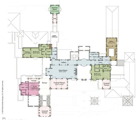 mega mansions floor plans scottsdale arizona mega mansion 04 maps pinterest