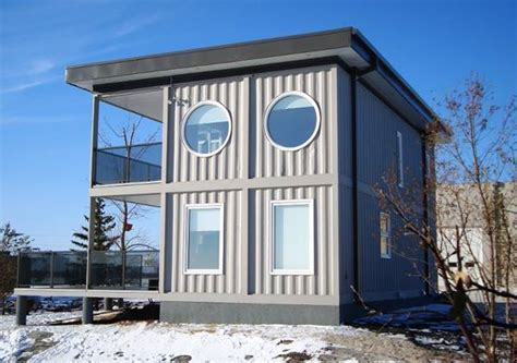 Metal Homes 1 600 sq ft shipping container home 4