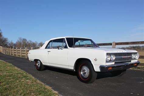 1965 malibu convertible 1965 chevrolet malibu ss convertible 132801