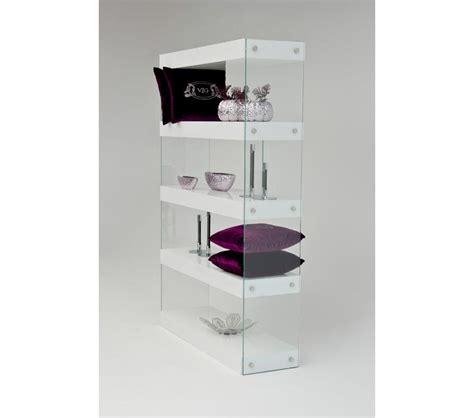white floating bookshelves dreamfurniture modern white floating bookcase