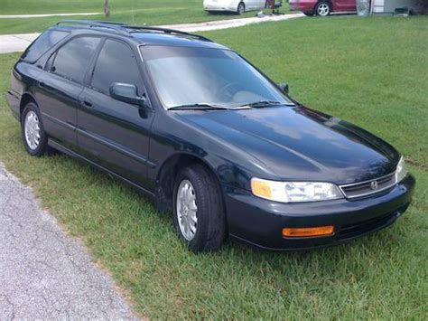 1996 Honda Accord For Sale by Sell Used 1996 Honda Accord Ex Wagon 5 Door 2 2l In Port