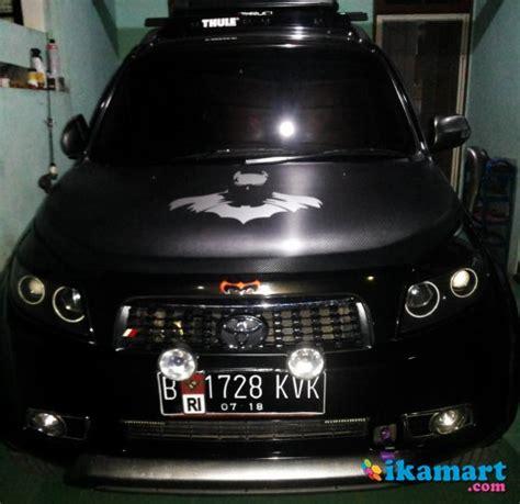 Jual Karpet Dasar Terios jual terios tx mt 2770 facelift 2010 hitam variasi