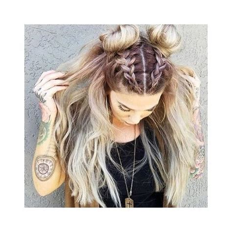 blonde hairstyles polyvore ombre wig golden blonde dirty blonde ombre dark roots wig