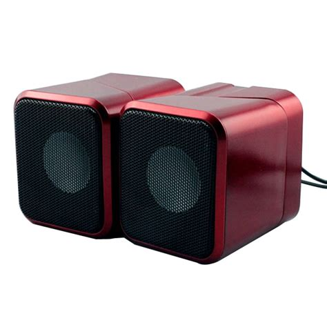 Speaker Laptop Portable mini portable rotating speaker for mp3 mp4 laptop notebook