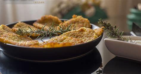 frittelle di sedano frittelle di patate croccanti cuore di sedano