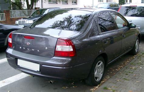 Kia Shuma 2000 File Kia Shuma Rear 20071026 Jpg Wikimedia Commons