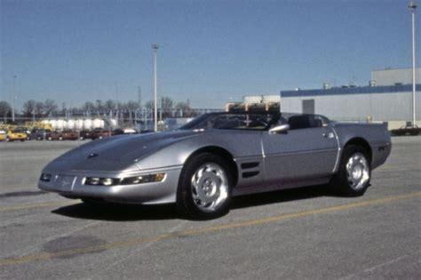 porsche spyder 1990 1990 asc zr 1 corvette spyder car