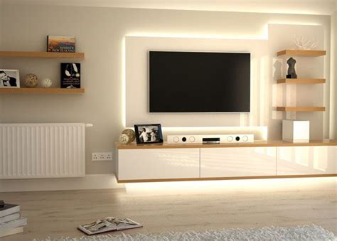 tv unit designs for living room floating tv cabinet or floating media cabinet with wall