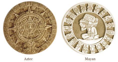 S Calendar Vs Calendar Aztec Calendar
