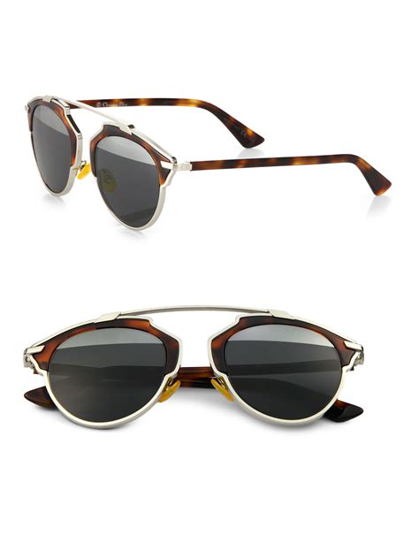 Sunglass So Real Brown s so real sunglasses in brown lyst