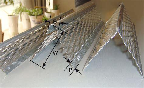 angle bead corner bead corner mesh anber wire mesh