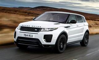 Range Rover 2018 Range Rover Evoque Discovery Sport Models Get New