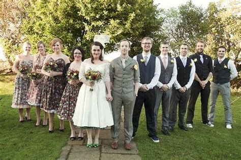 a 1940s style who designed own dress 1940s 1940s wedding and 1940s wedding theme