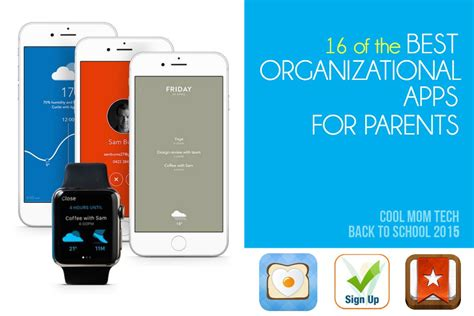 best organization apps our favorite cool tech picks this week cool mom picks