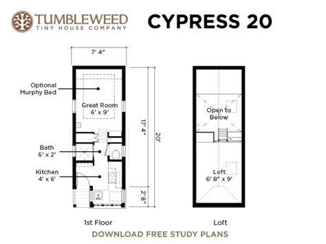 Tumbleweed Tiny House Floor Plans Tumbleweed Tiny House Tumbleweed Tiny House Plans Free