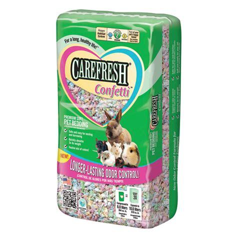carefresh pet bedding carefresh complete confetti bedding 50l that pet place