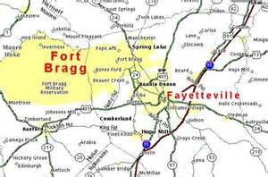 map of fort bragg carolina respond to usace pla surveys for federal projects at ft