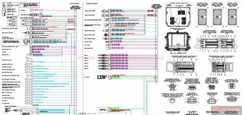 Cummins M11 Ecm Wiring Diagram Free Wiring Diagram
