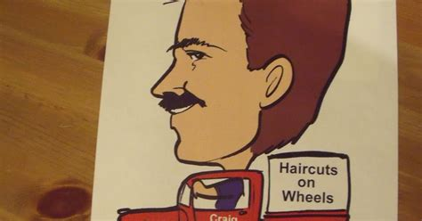 haircuts on wheels dazedamazed haircuts on wheels mobile hair cutting