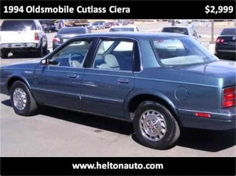 how to fix cars 1994 oldsmobile ciera user handbook 1994 oldsmobile ciera problems online manuals and repair information