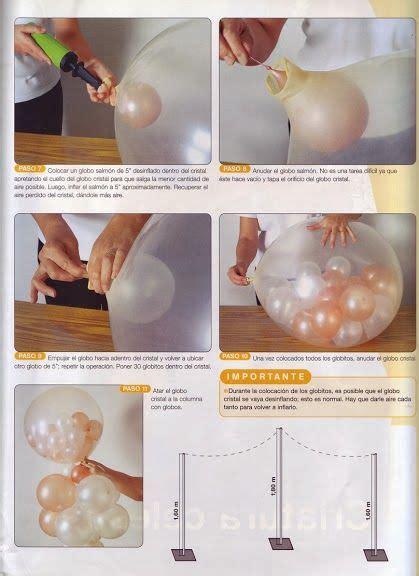 tutorial para decorar con globos revistas de manualidades gratis c 243 mo decorar las fiestas