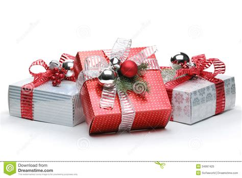 photo presents christmas gifts royalty free stock photo image 34997425