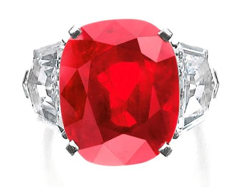 Lot Ruby ruby outperforms lots at sotheby s geneva