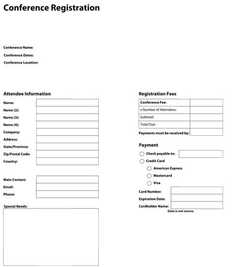 event registration form template word magnificent event registration template photos resume