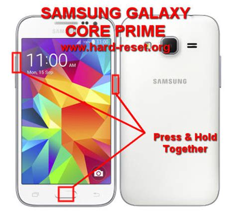 Reset Samsung Core Prime | how to easily master format samsung galaxy core prime sm