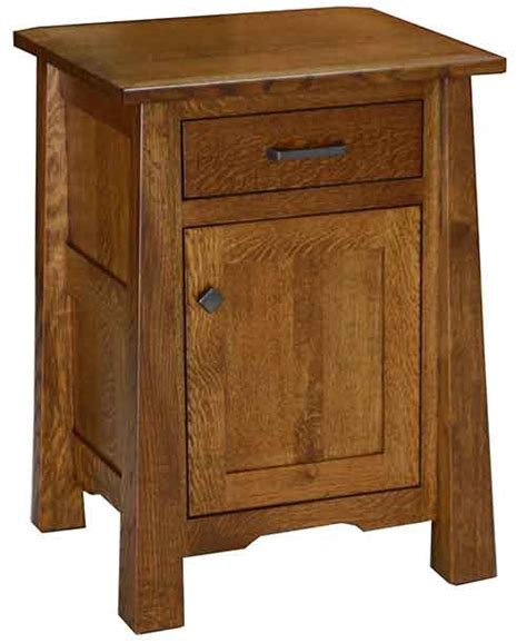 The Woodloft Amish Custom Stands - the woodloft amish custom stands and bedside chests