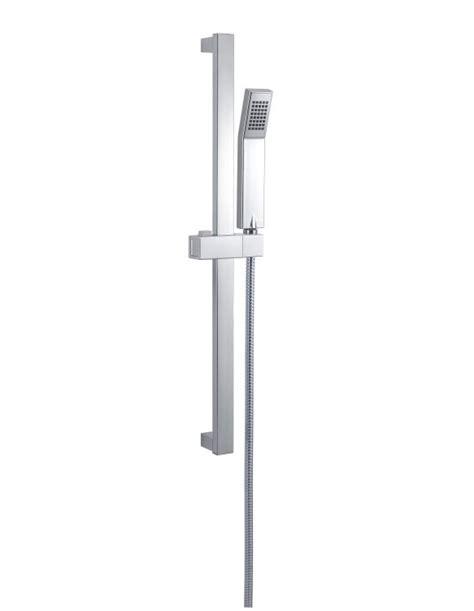 saliscendi doccia saliscendi doccia di design squadrato trendy 02 gedy